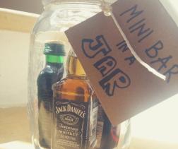 Bar in a Jar!