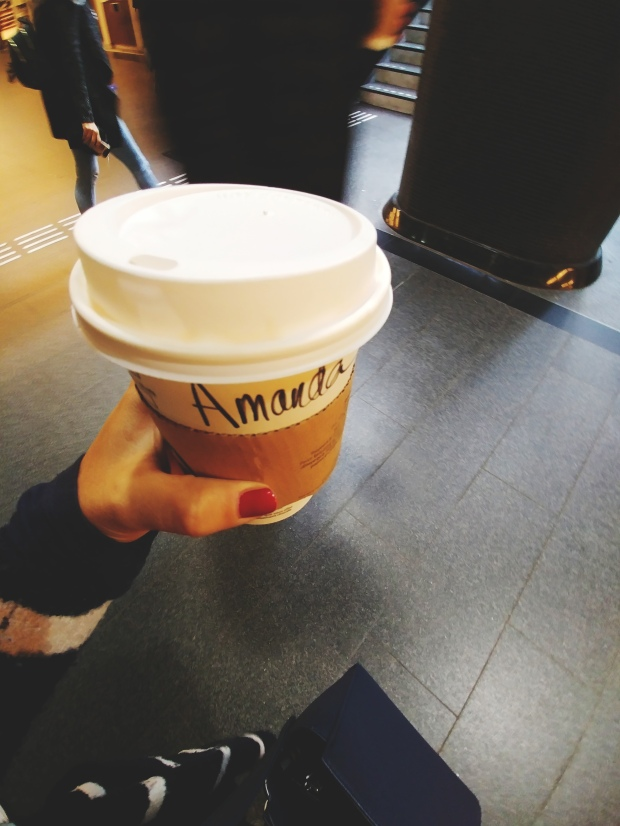 A must have Starbucks picture. byamandalia