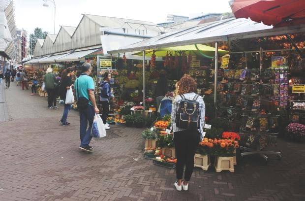 Flowermarket visit. byamandalia