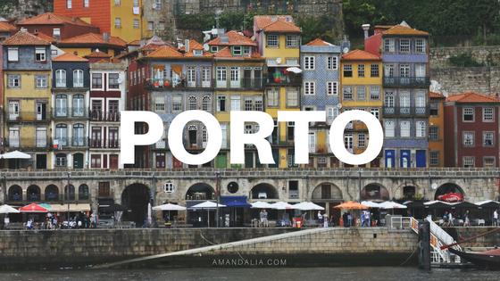 Porto - amandalia